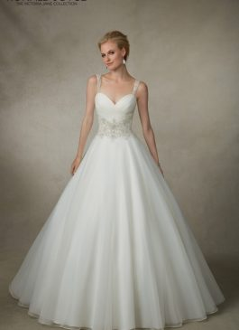 Ronald Joyce Bridal Gown 18006 Jasmine Size 16