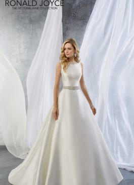 Ronald Joyce Bridal Gown 18059 Jillian Size 14