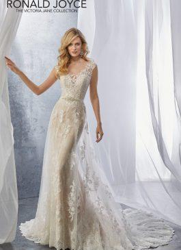 Ronald Joyce Bridal Gown 18061 Jessie size 12