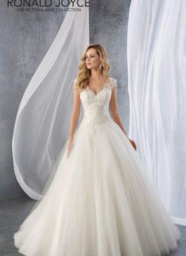 Ronald Joyce Bridal Gown 18065 Jordan Size 12