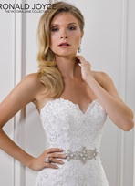 Ronald Joyce Bridal Gown 18117 Lilli Size 18