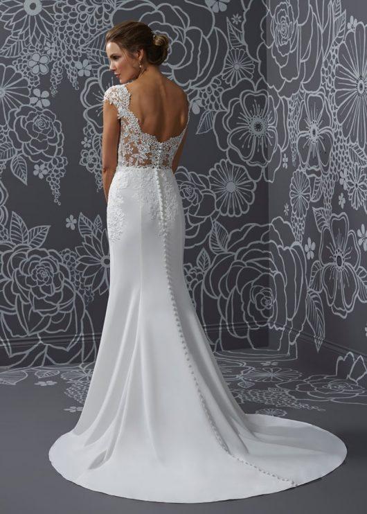 Romantica Katrina Ivory Size 12