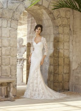 Morilee Bridal Gown 5372 Heidi Size 12