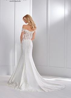 Ronald Joyce Bridal Gown 69301 Nicolette size 14