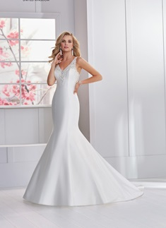 Ronald Joyce Bridal Gown Nile 69316 Size 14