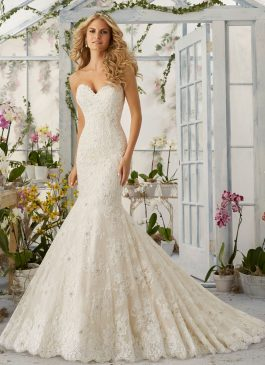 Morilee Bridal Gown 2820 Melissa Size 12