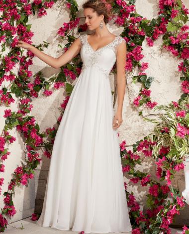 Morilee Bridal Gown 6792-Juliette Size 12
